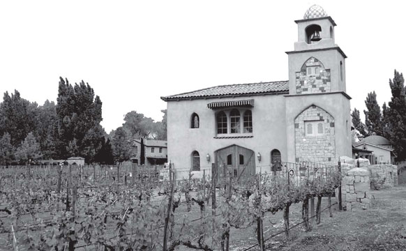 The Wine of Albuquerque's Casa Rondena